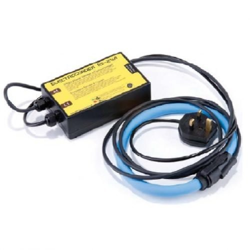 EC-2VA Single Phase Voltage & Current Logger