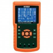 EXTECH PQ3450 3-Phase Power Analyzer/Datalogger