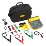 Fluke 1550C 5kV Insulation Tester Kit