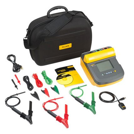 Fluke 1550C 5kV Insulation Tester Kit - FLUKE 1550C