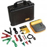 Fluke 1555 10kV Insulation Tester Kit