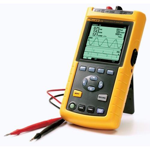 Fluke 43B Series Power Quality Analyzer