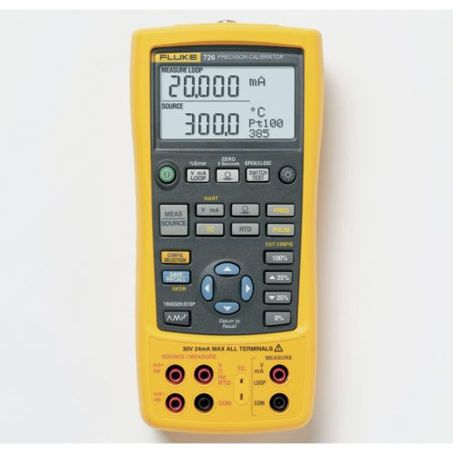 Fluke 726 Precision Multifunction Process Calibrator - FLUKE 726