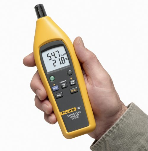 Fluke 971 Temperature Humidity Meter - FLUKE 971