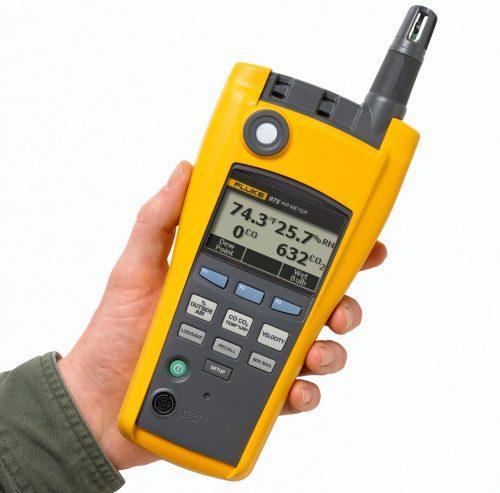 Fluke 975 AirMeter|Fluke 975 AirMeter|Fluke 975 AirMeter
