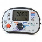 KT63 Digital 5-in-1 Multifunction Tester