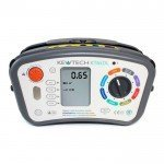 Kewtech KT65DL - Digital 8-in-1 Multifunction Tester