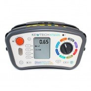 Kewtech KT65DL – Digital 8-in-1 Multifunction Tester
