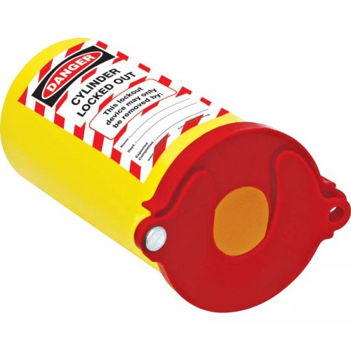 Lockout Safety Gas Cylinder Lockout