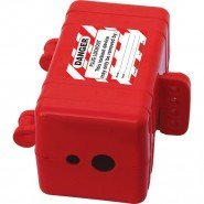 Lockout Safety Large Electrical/Pneumatic Lockout