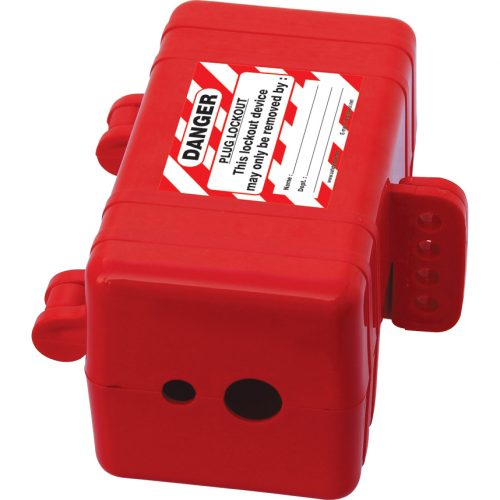 Lockout Safety Large Electrical Pneumatic Lockout