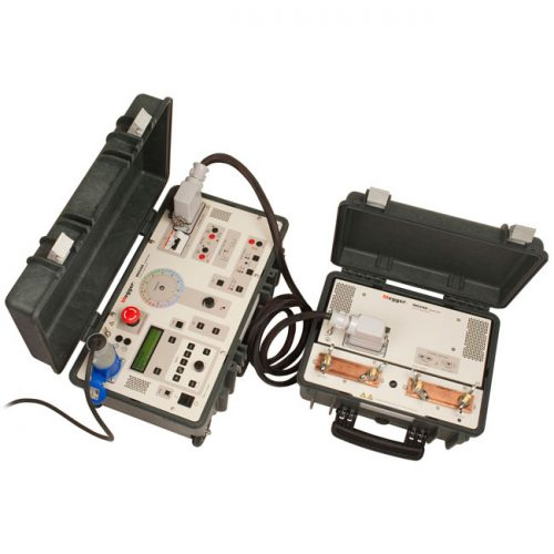 Megger (INGVAR) Primary Current Injection Test System