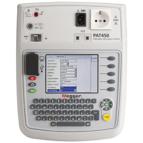 Megger PAT 450 PAT Tester