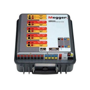 Megger SMRT 410 - Multi-phase Relay Tester