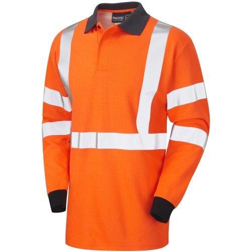 ProGARM 5290 Orange Arc Polo Shirt
