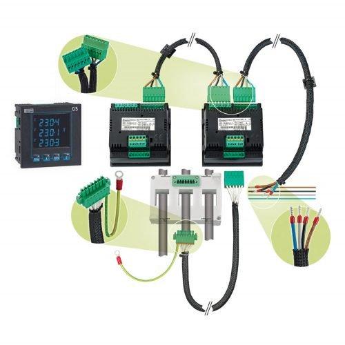 Q2C Wiring Solution