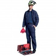 ROOTS NOMEX E+ARC BASIC JACKET AND TROUSERS &#8211; Class 1, 9.8 CAL/cm<sup>2</sup>