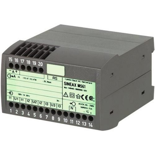 Sineax M563 3-Phase Transducers (Programmable)