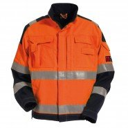 TRANEMO 5339 84 ARC FLASH JACKET &#8211; Class 1, 10.1 CAL/cm<sup>2</sup>