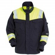 TRANEMO 6030 81 NON-METAL ARC FLASH JACKET &#8211; Class 1, 9.5 CAL/cm<sup>2</sup>