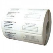 WM Seal Cable Wrap Labels