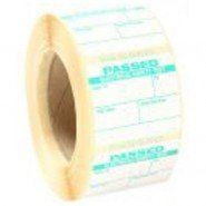 WM Seal PASS Labels