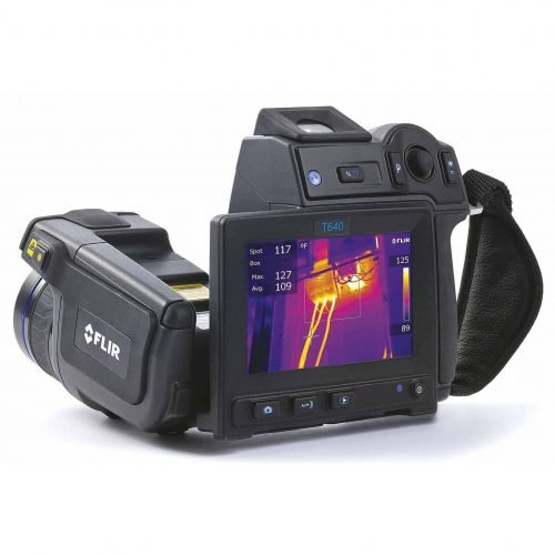 FLIR T620bx & T640bx thermal imaging cameras