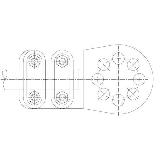 SIMAFLEX Universal Clamp