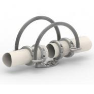 SIMABUS Expansion Bus Support Couplers