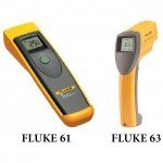 Fluke 60 Series Handheld Infrared Thermometer