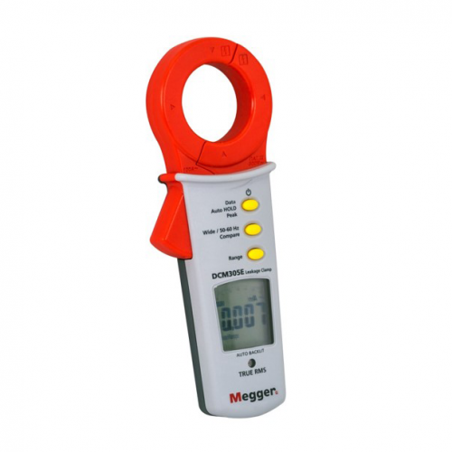 Earth Leakage Clampmeter