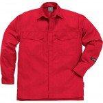 FRISTADS Shirt 7200 ATSS Red - Class 1, 9.9 cal/cm<sup>2</sup>