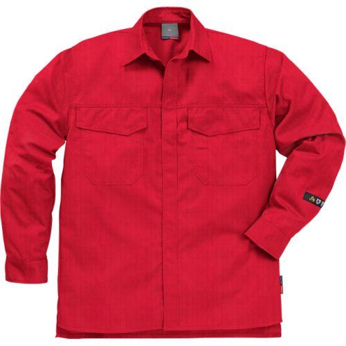 FRISTADS Shirt 7200 ATSS Red - Class 1