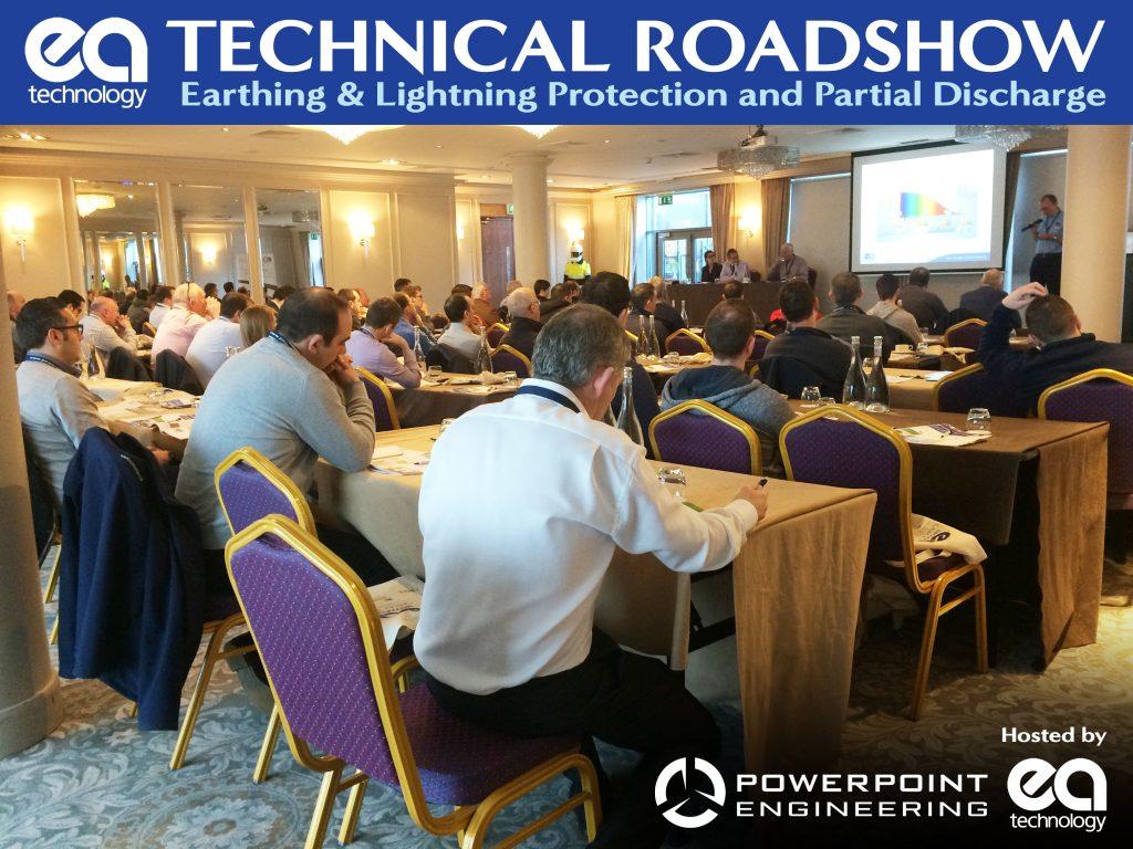 EA Technology Technical Roadshow - 23rd November 2017, Portlaoise