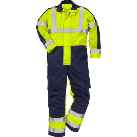 Flame High Vis Coverall