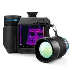 FLIR T840 with 14° Lens