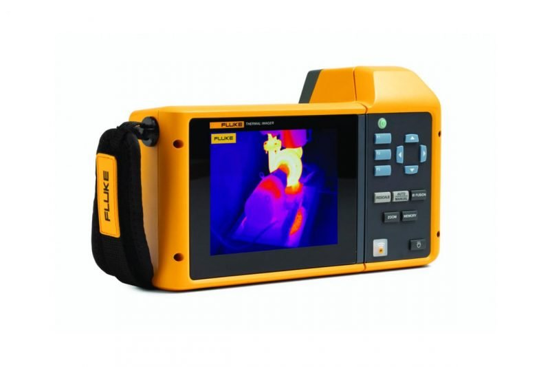 Fluke TiX580 60Hz Infrared Camera