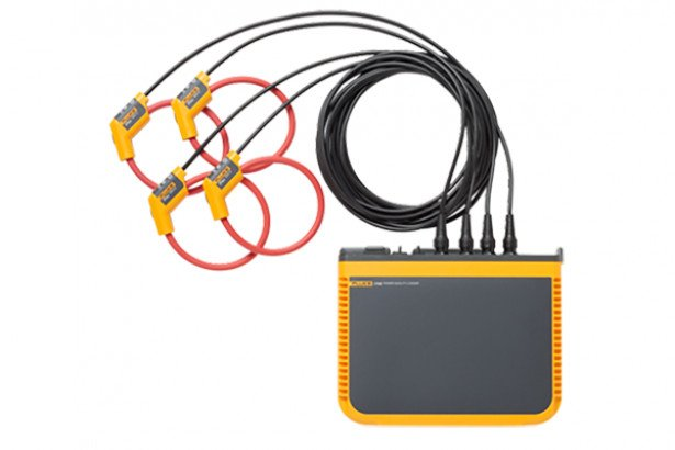 Fluke 1748 Three-Phase Power Quality Loggers Gallery Image