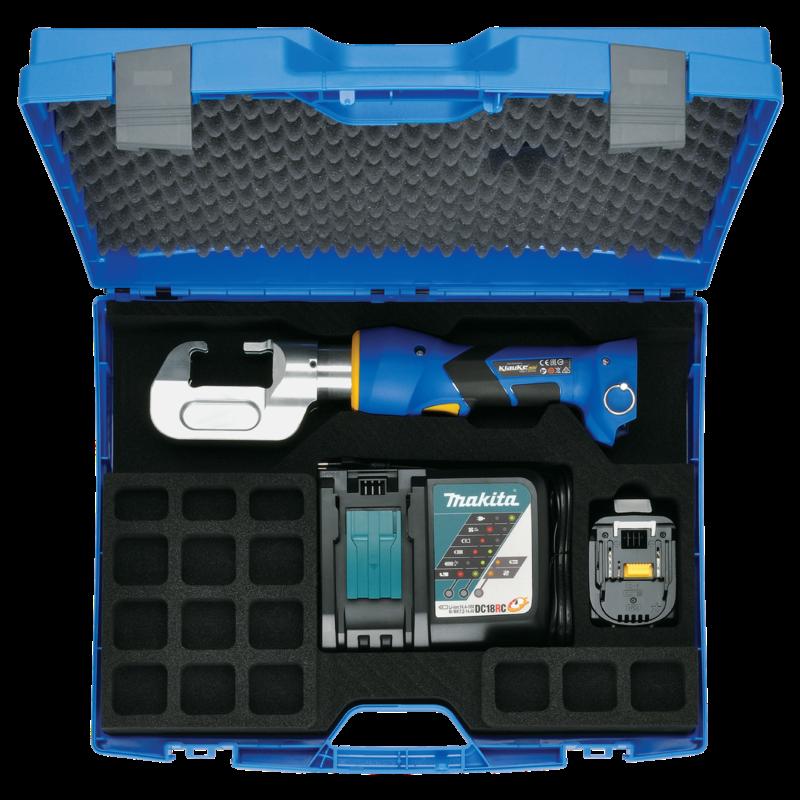 Klauke EK 50/18 Battery Powered Hydraulic Crimping Tool Gallery Image