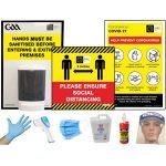 COVID-19 GAA Safe Return Pack